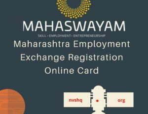 Maharashtra-Employment-Exchange-Registration-Online-Card