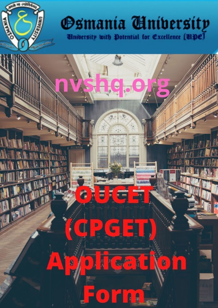 OUCET-(CPGET)-2021-Application-Form