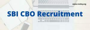 SBI-CBO-Recruitment-2020