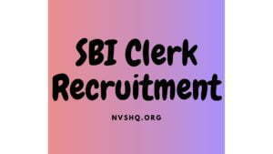 SBI-Clerk-Recruitment-2020