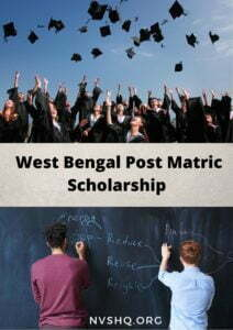 West-Bengal-Post-Matric-Scholarship-2020-Application-Class-11th-to-Ph.D.-Date-Eligibility-Registration
