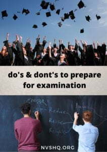do's-and-dont's-to-prepare-for-examination