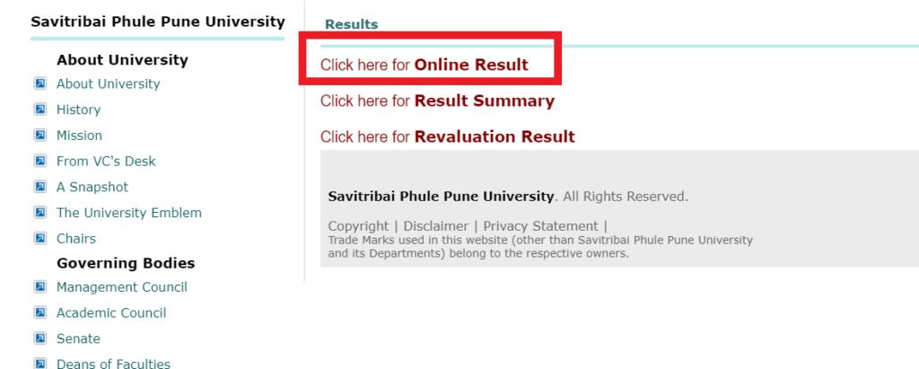 pune-university-result-2020