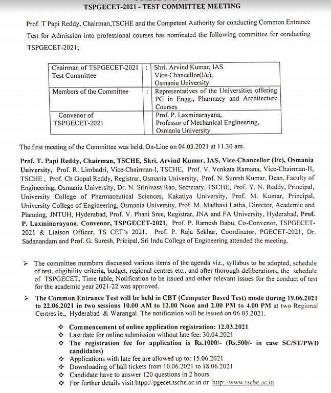 ts-pgecet-2021-notice