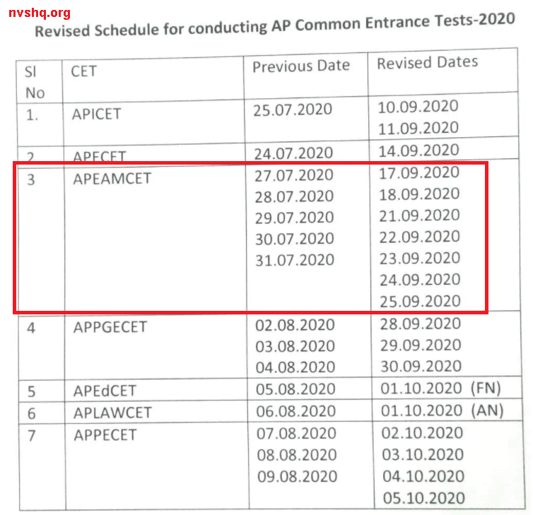 APEAMCET-2020-new-exam-dates