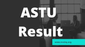 ASTU-Result-2020