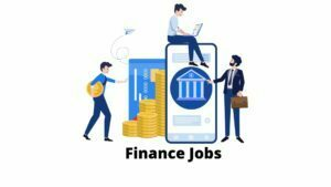 Highest paying finance Jobs  in india
