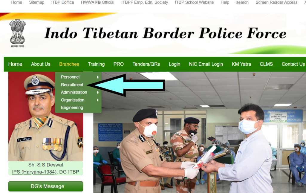 ITBP-Constable-Animal-Transport-Result-recuitment