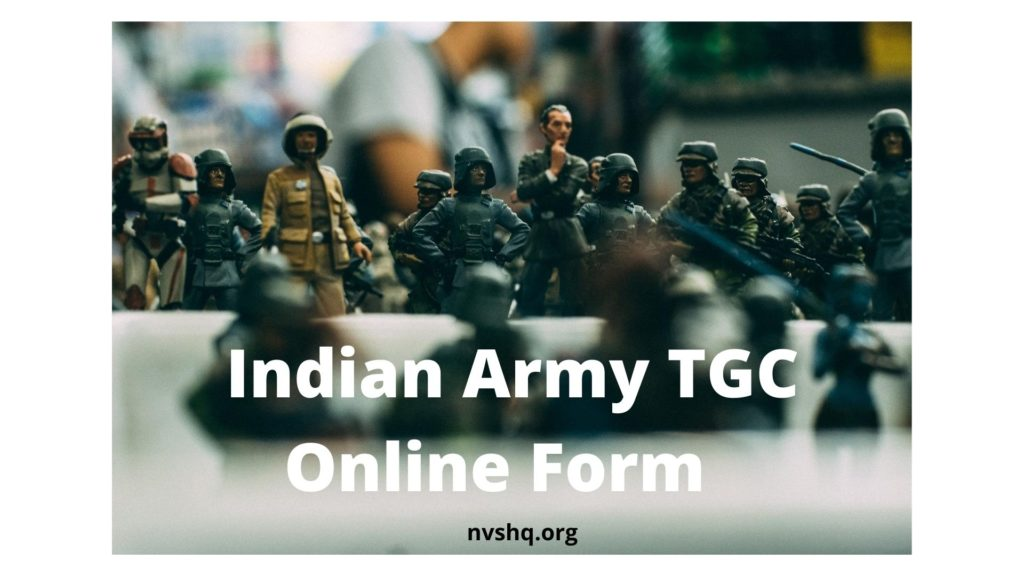 Indian Army TGC 132 Online Form JAN 2021 Application Eligibility