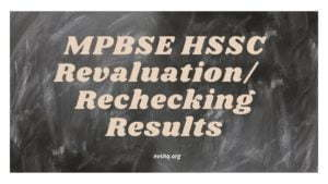 MPBSE-HSSC-Revaluation_-Rechecking-Results-2020