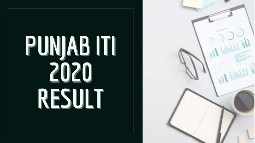 Punjab ITI 1st Round Seat Allotment