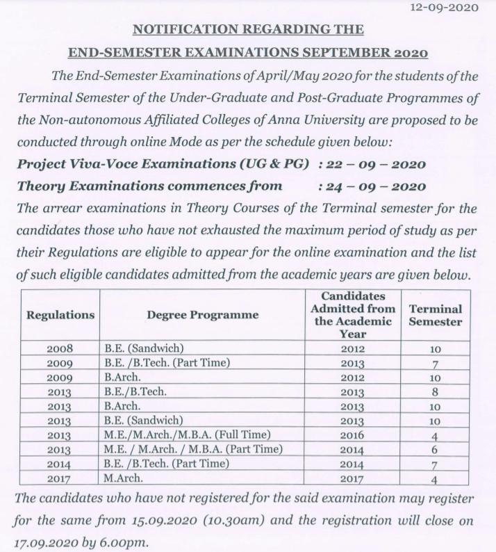 Anna-Mallai-University-end-sem-exam-time-table-2020
