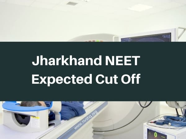 Jharkhand NEET Expected Cut Off
