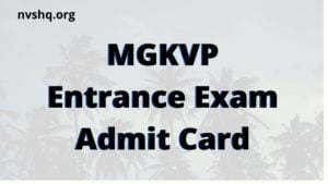MGKVP-Entrance-Exam-Admit-Card-2020