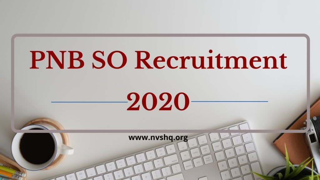 PNB-SO-recruitment-2020
