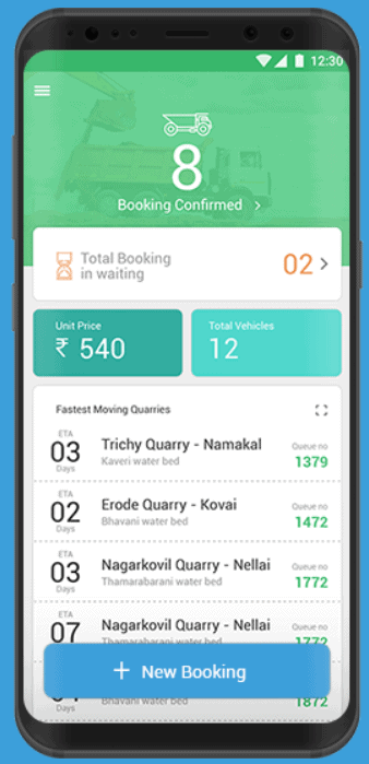 TN-Sand-Booking-features
