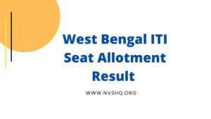 West-Bengal-ITI-Seat-Allotment-Result-