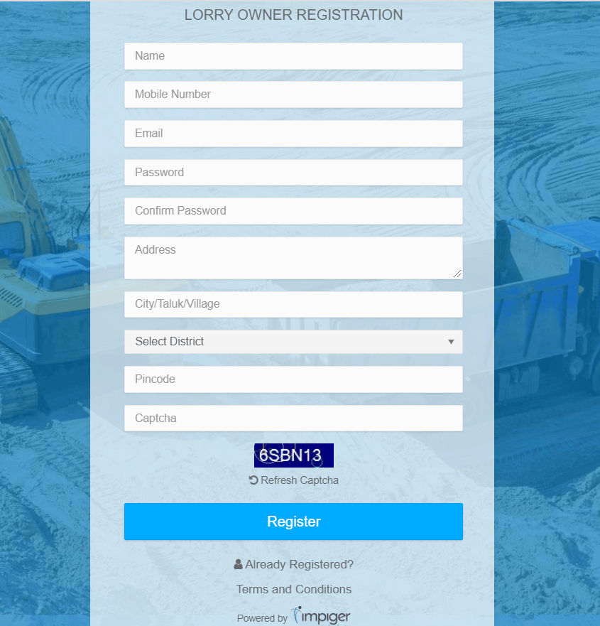 lorry-owner-registration-from