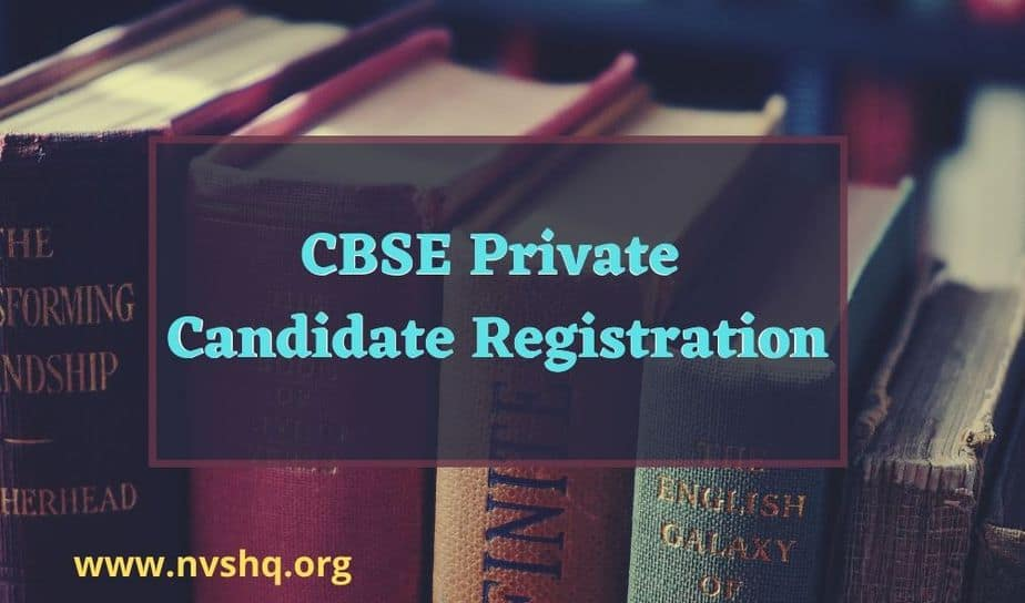 CBSE-Private-Candidate-Registration-2020