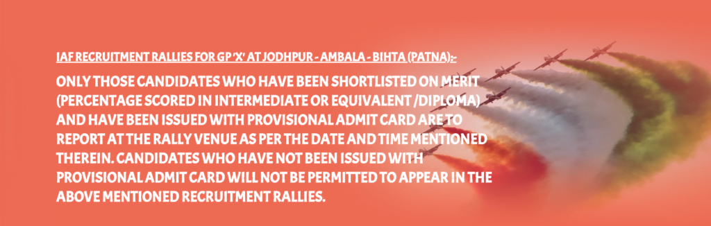 iaf-rally-notice