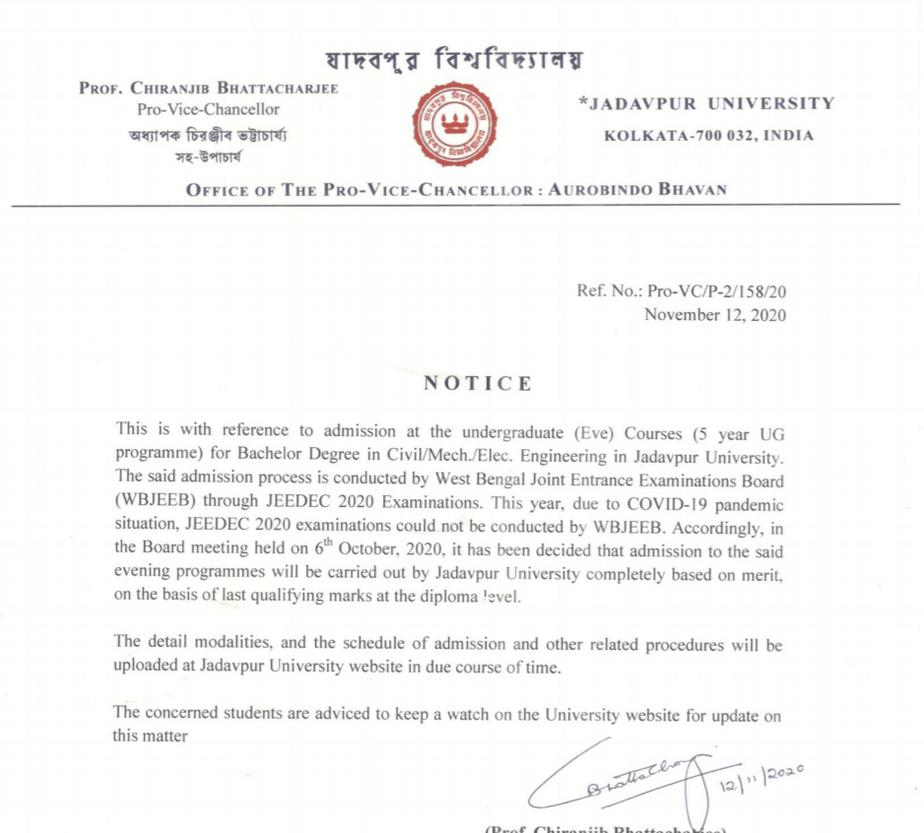 jeedec-admission-notice
