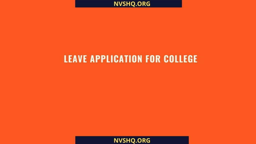 leave-application-FOR-COLLEGE