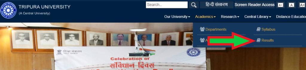 Tripura-university-results