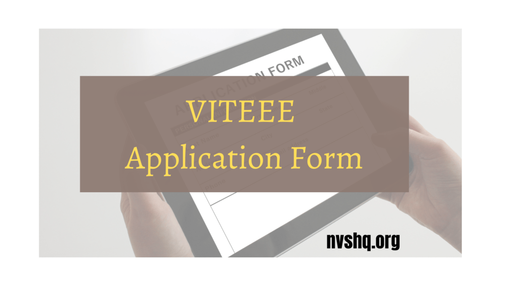 viteee-application-form-2021
