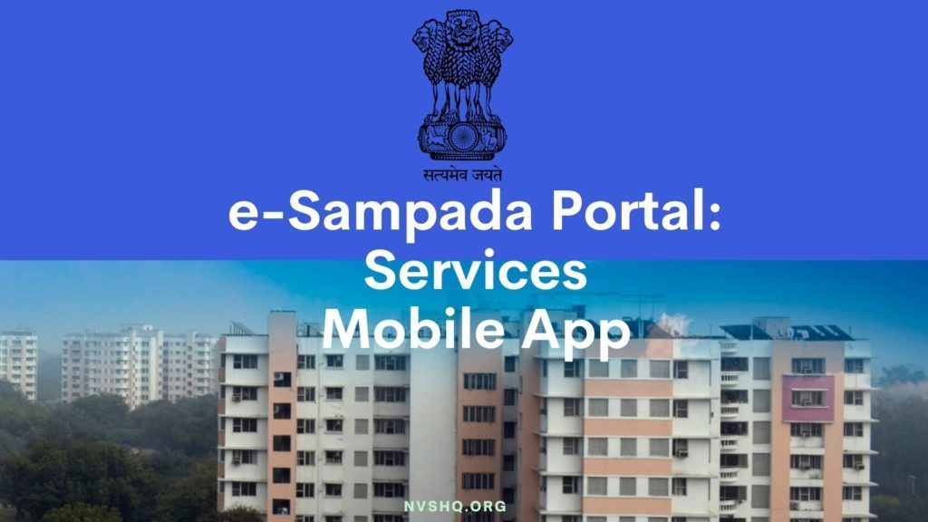 e-Sampada Portal: Services Mobile App