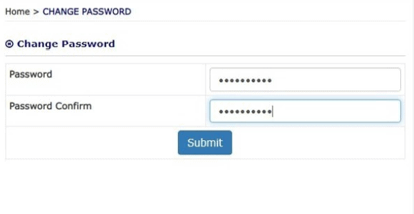 Aikyashree-change-password