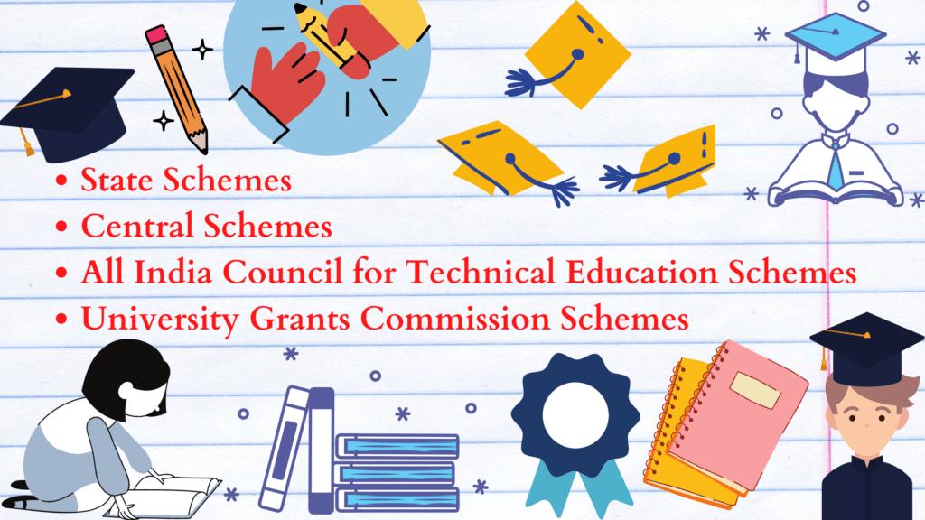 National-Scholarship-Portal-schemes-Categories