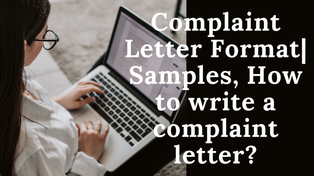 Complaint_Letter-Format_Samples-How_to_write-a_sample_Letter