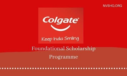 Keep India Smiling Foundational Scholarship