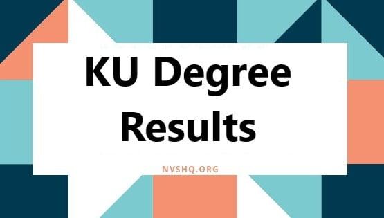 Kakatiya-University-result-2021