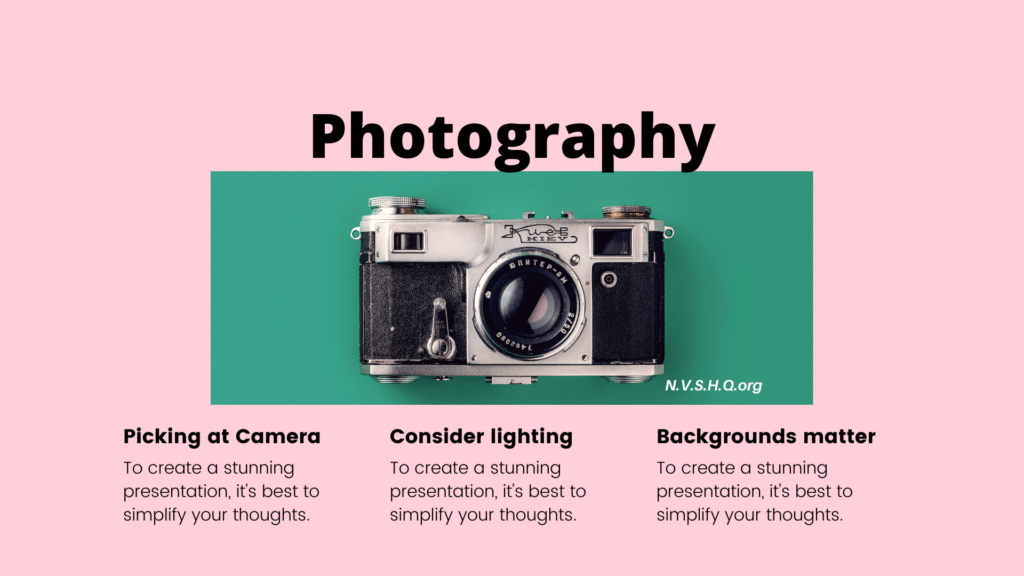Photography-courses