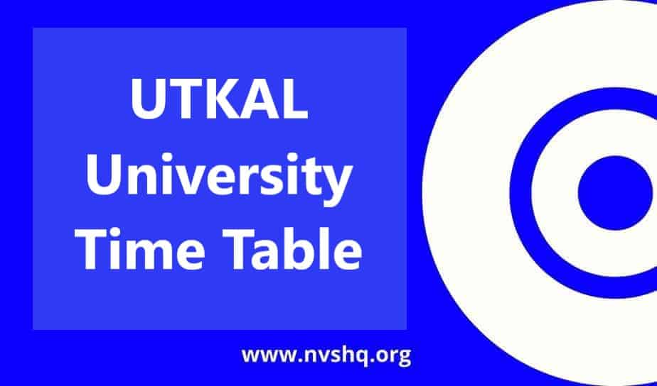 UTKAL-University-Time-Table-2021