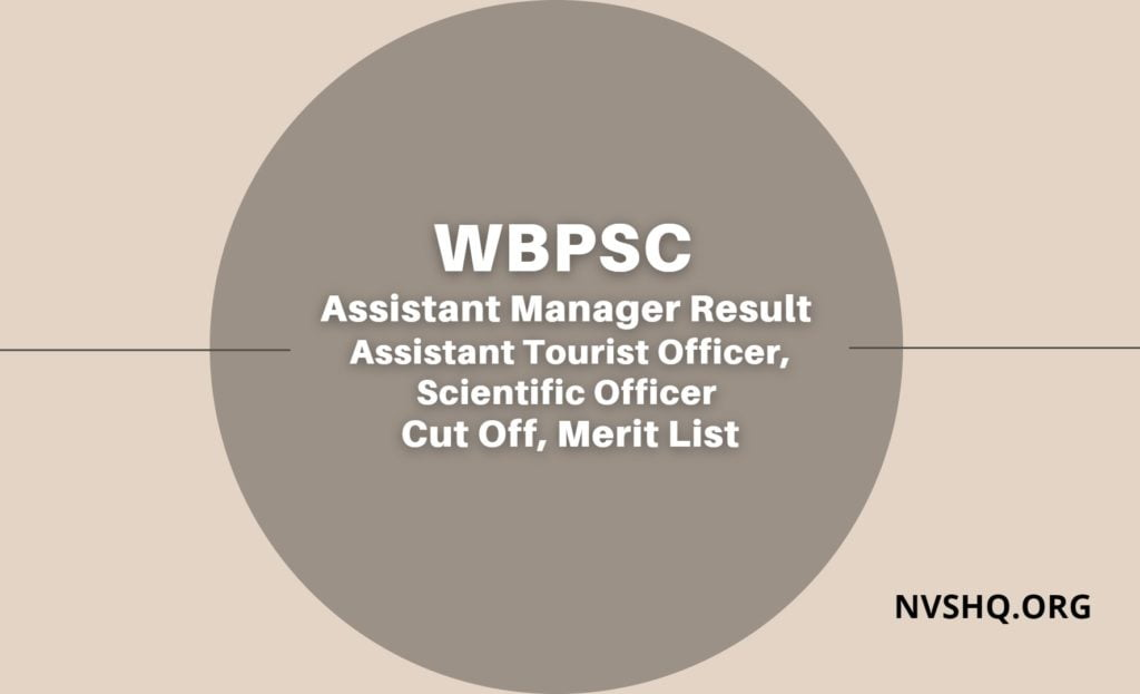 WBPSC-ASSISTANT-MANAGER