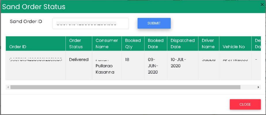 ap-sand-online-booking-sand-order-status
