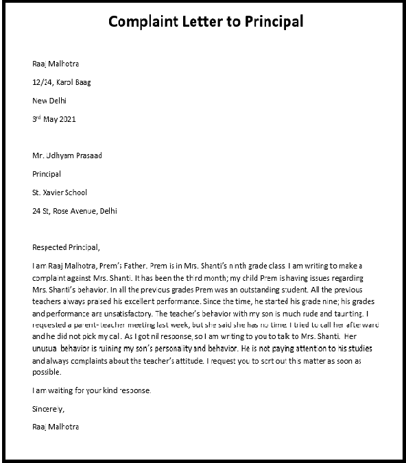 complaint-letter-format_samples_how-to-to_write_a-complaint-to-principal_letter