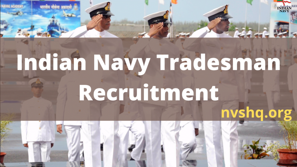 Indian-navy-tradesman