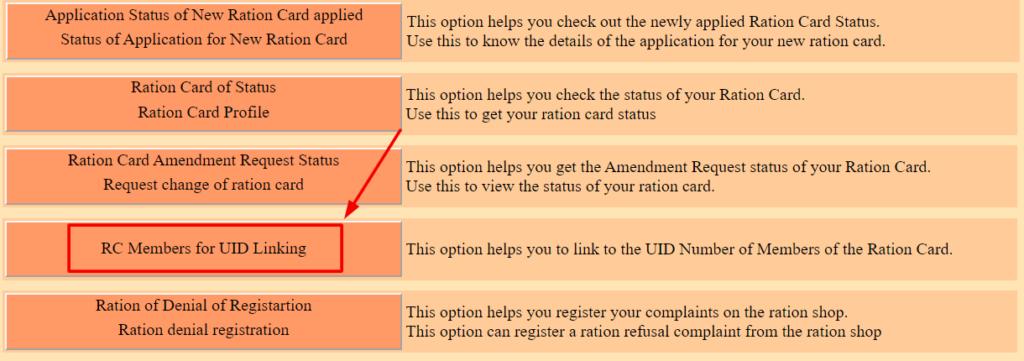 rc-aadhaar-link-option