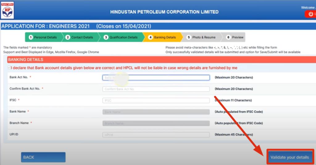 HPCL-apply-online-2021