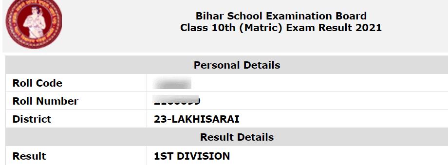 bihar-board-10-result